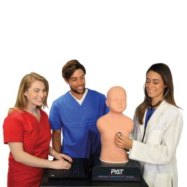 PAT® Pediatrik Oskültasyon Simülatörü