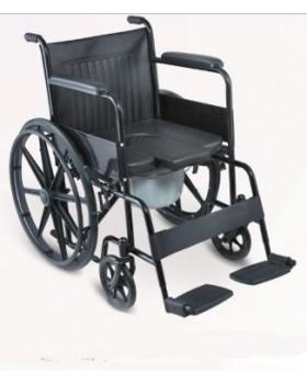 Tekerlekli Sandalye, Lazımlıklı