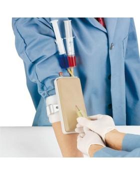 IV Enjeksiyon Uygulama Pedi, Giyilebilir