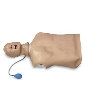 Yetişkin Yarım Beden CPR ve Entübasyon Mankeni