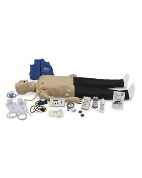 Yetişkin İleri Yaşam Destek Maketi, EKG Ritim Simülatörlü