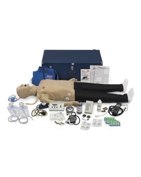 Yetişkin İleri Yaşam Destek ve Oskültasyon Mankeni, EKG Ritim Simülatörlü