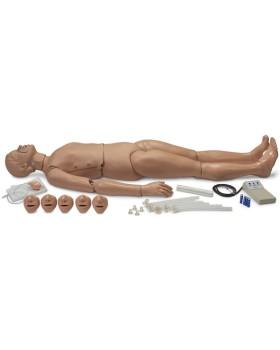 Yetişkin Tam Boy CPR Eğitim Mankeni, Işıklı Kontrol Panelli