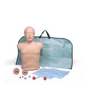 Yetişkin Yarım Beden CPR Eğitim Maketi ( Temel Yaşam Destek Maketi)