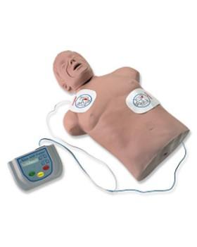 Eğitim Tipi Otomatik Eksternal Defibrilatör ve Manken Seti