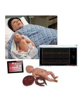 SMART MOM Temel Doğum Simülatörü