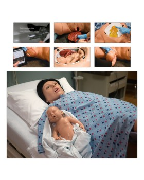 SMART MOM Otomatik Doğum Simülatörü
