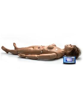 Gelişmiş Hasta Bakım ve CPR Eğitim Mankeni