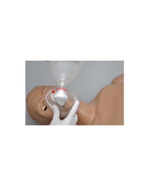 Yetişkin Tam Boy CPR Eğitim Maketi ( Temel Yaşam Destek Mankeni )