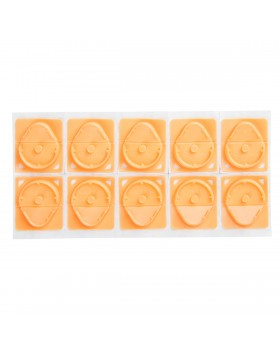 Akupunktur İğnesi - SEIRIN ® New PYONEX - 0.20 x 0.30 mm, orange, 100 pcs. per box.