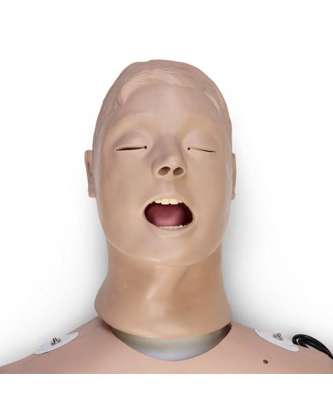 Yetişkin İleri Yaşam Destek Mankeni, Gelişmiş Hava yolu Yönetimi, CPR Metrix ve iPad®