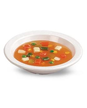 Sebze Çorbası Besin Replikası