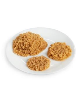 Pirinç Yağı Besin Replikası  - Kahverengi - 1/3 fincan (80 ml)
