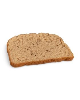 Tam Tahıllı Ekmek Besin Replikası