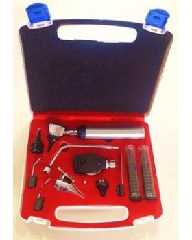 Diagnostik Set, Otoskop - Oftalmoskop